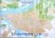 Карта Самара настенная (М 1:22000)